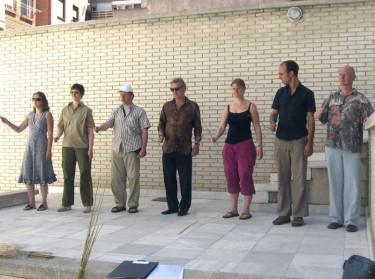 2009: repetitie zweepstuk van Wessel Schrik