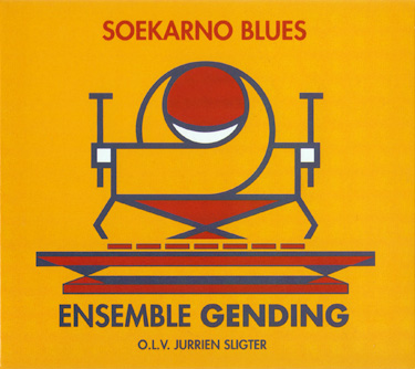 Soekarno blues van Ensemble Gending uit 1999