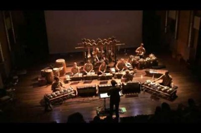 Ensemble Gending plays Sonata da Camera