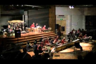 Kyai Fatahillah meets Ensemble Gending - Kulu Kulu