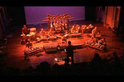 Ensemble Gending plays Kulu Kulu