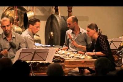 Ensemble Gending performing Su Llanto