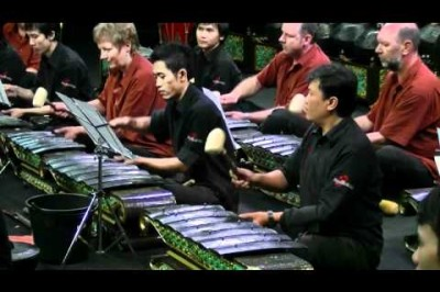 Kyai Fatahillah meets Ensemble Gending - Sonata da Camera